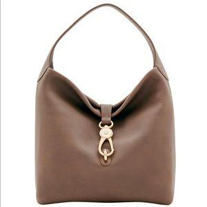 Dooney & Bourke Florentine Logo Lock Sac Bag